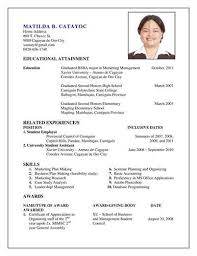 How To Create A Great Resume Part 152 Resume Template For High School Students