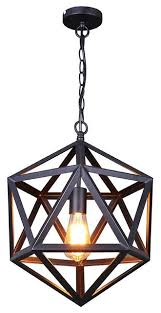 caged lighting. iron cage pendant light matte black small mediterraneanpendantlighting caged lighting