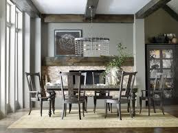 Hooker Furniture Vintage West 7 Piece Dining Table Set with Splat