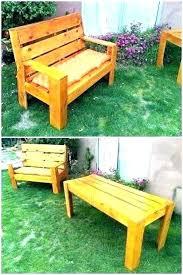 3 foot bench foot