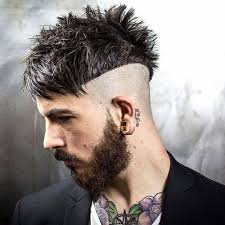 80 most por men s haircuts hairstyles 2017 the quiff men s haircut step by