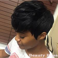 Short Quick Weave Hairstyles 90 Awesome Elegance Beauty Short Hairstyle Virgin Human 24 Pieces Short Hair 24