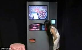 Vending Machine Pizza Maker Stunning AzadHye Middle East Armenian Portal Pizza Making Vending Machine