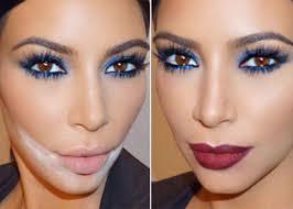 kim kardashian s first makeup for kkw beauty is a contour kit pic kim kardashian insram