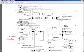 2006 miata fuse box diagram 2006 wiring diagrams online