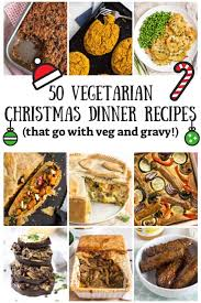 From new variations on old favorites to. 50 Vegetarian Christmas Dinner Recipes Easy Cheesy Vegetarian