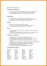 Qualifications On Resume Sample Example Of Qualifications In