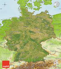 satellite map of germany, physical outside Satellite Map Of Germany Satellite Map Of Germany #17 satellite map germany