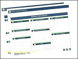Event Planning Checklist Conference Template Definition Computer ...