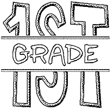 1st Grade Coloring Pages Wecoloringpage