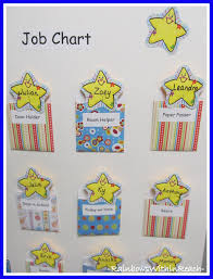 Pre K Job Chart Pictures Www Rainbowswithinreach Blogspot Com