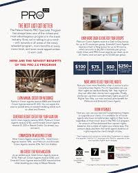 Incentive Flyer Spoiled Agent Member Area Hotels And Resorts Palace