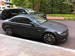matte black bmw m3. Exellent Matte Matte Black BMW M3 GWU And Bmw B