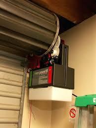 powerlift garage door opener small garage door opener garage door powerlift garage door opener model wr827