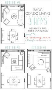 furniture layout for small living room. designs tips for downsizing to condo living free room planners scale furniture layout small