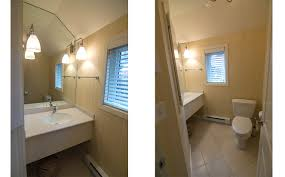 Showcase Condo Renovation Lighthouse Contracting Group - Condo bathroom remodel