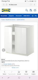 Achetez Meuble Cuisine Ikea Quasi Neuf Annonce Vente à Bordeaux 33