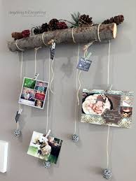 Christmas Card Display Stand DIY Christmas Card Holder And Display Ideas Card Displays Logs 38