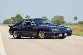 1982 Ford Mustang GT Enduro Prototype Coupe