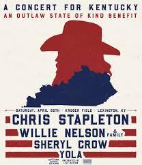 Elink Design Lexington Ky Chris Stapleton To Hold First Concert At Uks Kroger Field