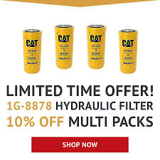 1g 8878 Caterpillar Hydraulic Filter Cross Reference