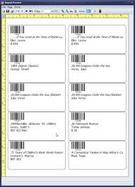 Avery Template 5163 Handy Library Manager Library Label Sample Library Labels