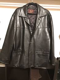 men s alia moda leather jacket made in italy for in san leandro ca offerup