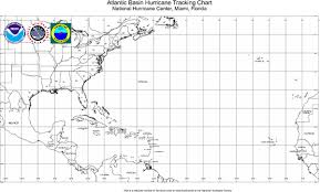 Hurricane Tracking Chart Hurricane Tracking Chart Atlantic Map Atlantic Ocean Mappery