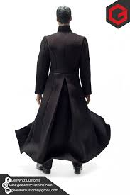custom tailored 1 6 scale neo the matrix reloaded clothing set