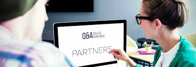 Partners - Q & A College Admissions
