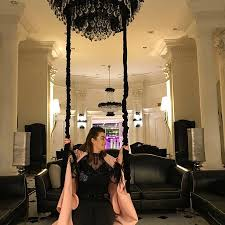 lovely boutique hotel where you can swing from the chandelier literally review of leon s place hotel rome italy tripadvisor