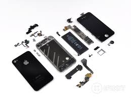 Iphone 4 Screw Chart Pdf Iphone 4 Teardown Ifixit