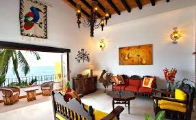 awesome mexican living room decor modern beach home for interior design mexican style living room decor