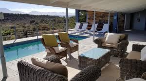 grab a book and laze around the patio sofas