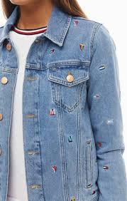 <b>Куртка</b> Tommy Jeans Dw0Dw06336 911 Gritter Light Bl Rig ...
