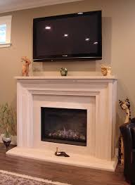 contemporary fireplace mantels family room contemporary with none 2