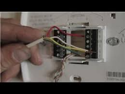 central air conditioning information how to wire a digital central air conditioning information how to wire a digital thermostat