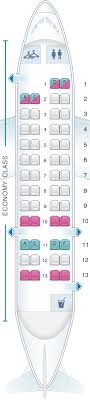Dash 8 300 Seating Chart Seat Map American Airlines Dash 8 300 Seatmaestro
