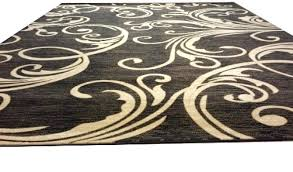 ink swirl camel 10 ft x 13 area rug designs