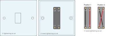 light switches light wiring intermediate or crossover switch uk 4 way switch us