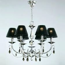 small lamp shades for sconces black chandelier