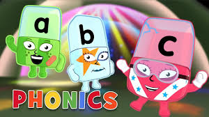 There are several spelling alphabets in use in international radiotelephony. Phonics Learn To Read Awesome Alphabet Alphablocks Youtube