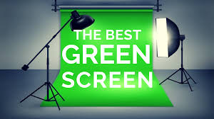 the best green screen for your twitch stream