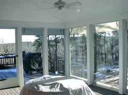 vinyl curtains clear plastic patio walls