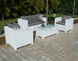 white garden furniture. patio furniture white outdoor garden sofa set rz1571 view