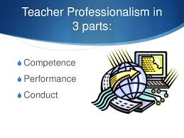 teacher professionalism teacher professionalism
