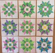 """November Quilting Class - Blue Ribbon by Fig Tree 
