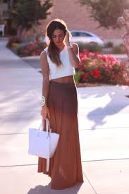 281 best how to wear a maxi skirt images on Pinterest | Long ...
