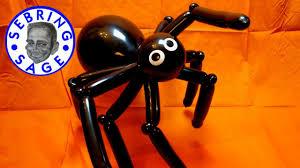 <b>Halloween</b> Giant <b>Spider Balloon</b> - YouTube
