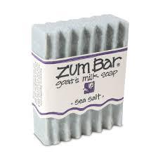 <b>Zum Bar Goat's Milk</b> Soap Bar, Sea Salt 3 oz (3 pack) - Buy Online in ...